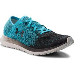 Buty UNDER ARMOUR - Ua Threadborne Blur 3000008-303 Blu. Niebieskie buty sportowe męskie Under Armour, z materiału. W wyprzedaży za 349.00 zł.