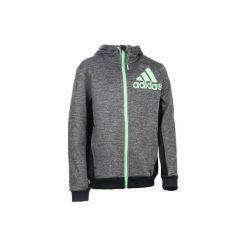 Bluza z kapturem Adidas. Czarne bluzy dla chłopców Adidas. Za 199.99 zł.