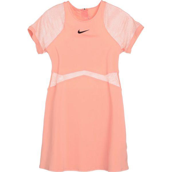 1283253647 Nike Performance MARIA Sukienka sportowa crimson bliss black ...