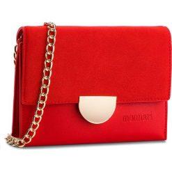 Torebka MONNARI - BAG0580-005 Red. Czerwone torebki do ręki damskie Monnari, ze skóry ekologicznej. W wyprzedaży za 139.00 zł.