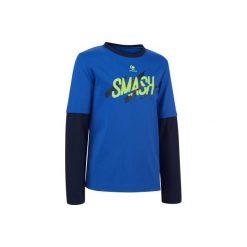 T-Shirt Tenis Essentiel 500. Niebieskie t-shirty damskie ARTENGO, z materiału. W wyprzedaży za 14.99 zł.
