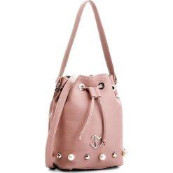 Torebka EVA MINGE - Moguer 3H 18NN1372555ES  121. Czerwone torebki do ręki damskie Eva Minge, ze skóry. W wyprzedaży za 379.00 zł.
