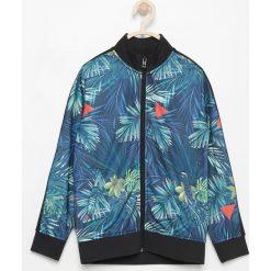 Bluza bomber - Czarny. Bluzy dla chłopców Reserved. W wyprzedaży za 39.99 zł.
