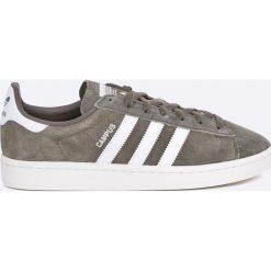 Adidas Originals - Buty Campus. Szare buty sportowe męskie adidas Originals, z gumy. W wyprzedaży za 299.90 zł.