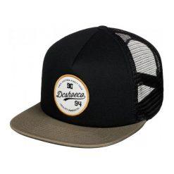 DC Czapka Z Daszkiem Schmades M Hats Black. Czarne czapki i kapelusze męskie DC. W wyprzedaży za 99.00 zł.