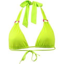 """Biustonosz bikini """"Portissol"""" w kolorze limonkowym. Biustonosze Val d´Azur. W wyprzedaży za 130.95 zł."""