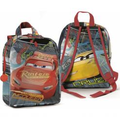 Coriex Cars plecak mały. Żółte torby i plecaki dziecięce Coriex. Za 36.90 zł.