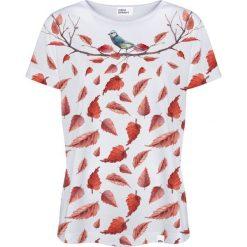 Colour Pleasure Koszulka damska CP-030 265 biało-pomarańczowa r. XL/XXL. T-shirty damskie Colour Pleasure. Za 70.35 zł.